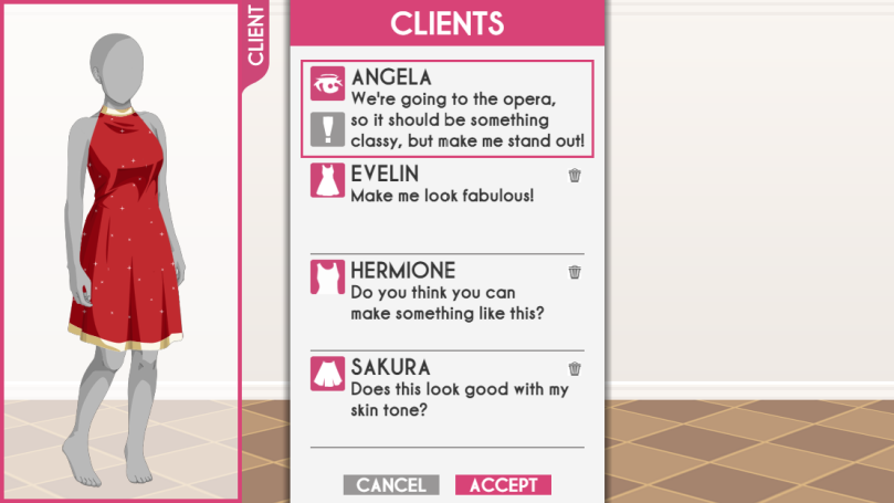 Tailor Tales v 1.1 - Screenshot 29
